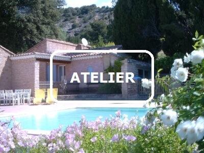 Ferienhaus Provence Atelier - Mas des Templiers